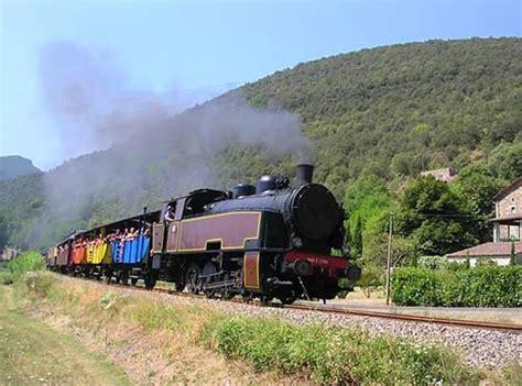 Train à vapeur des Cévennes Avignon et Provence