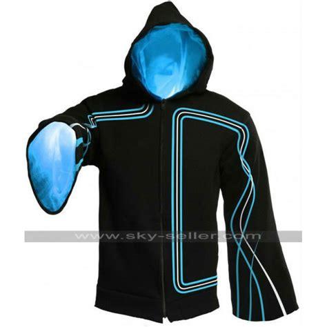light zip up hoodies the technomancer light up black electronic hoodie