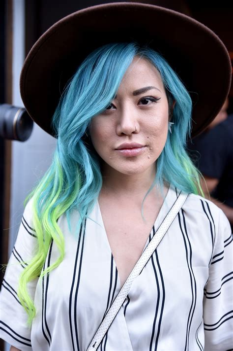 Is Ombre Blue Hair Ok For Older Women | is ombre blue hair ok for older women 35 best ombre hair