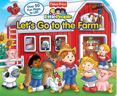 fisher price easter is here books fisher price let s go to the farm book 5 52