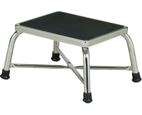 Bariatric Step Stool by Clinton Industries Chrome Bariatric Step Save At Tiger