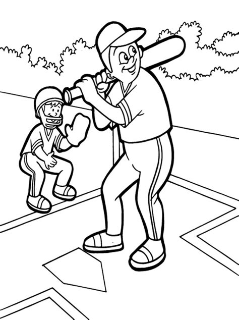 printable baseball activity sheets kids page baseball coloring pages download free