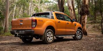 Ford Rangers 2016 Ford Ranger Wildtrak Review Caradvice