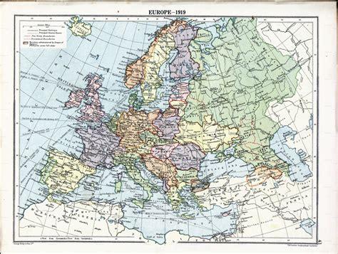 europe map 1919 file europe map 1919 jpg the free encyclopedia