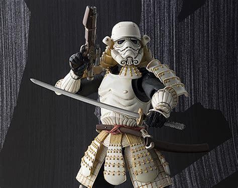 Figure Wars Stromtrooper bandai samurai stormtrooper figure freshness mag