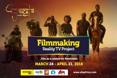 24 pictures of reality tv script2screen africa filmmaking reality tv show begins