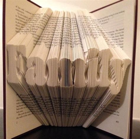 1000 ideas about book folding patterns on
