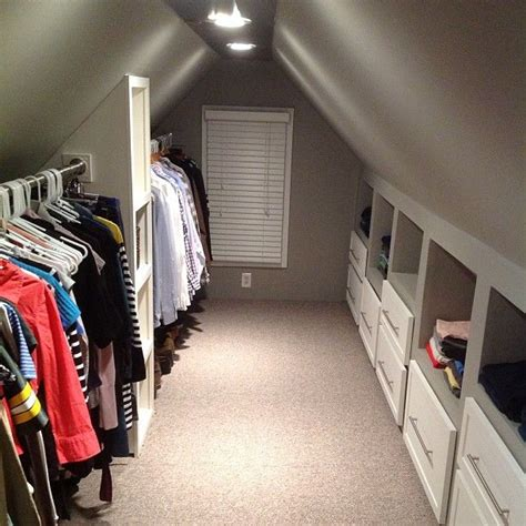 closet ideas for attic bedrooms 17 best ideas about upstairs bedroom on pinterest attic