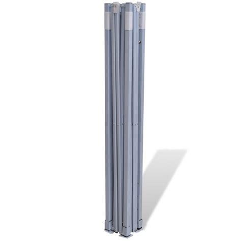 tenda pieghevole articoli per vidaxl tenda pieghevole verde 3 x 3 m con 4