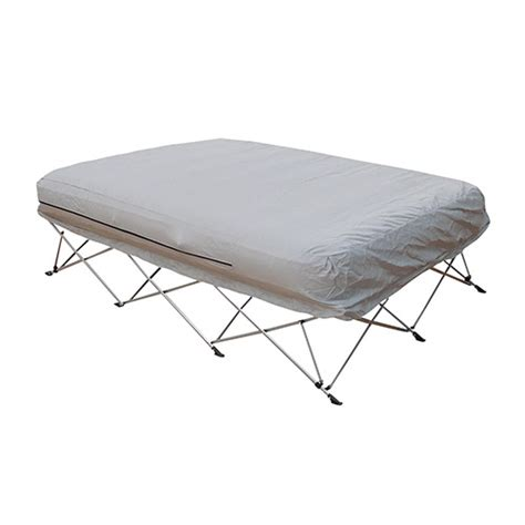 Folding Air Bed Frame Portable Airbed With Frame Kiwi Cing Nz