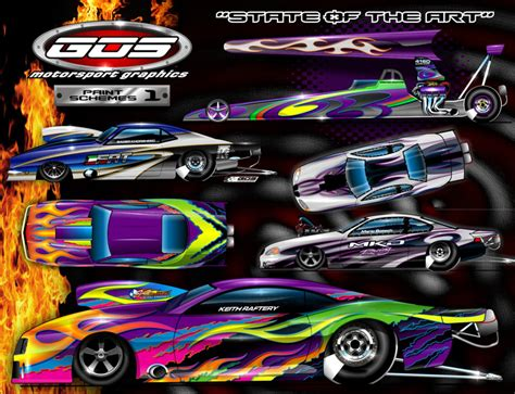 paint schemes gos motorsport graphics