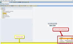 tutorial sap gui sap gui navigation tutorial part ii magna training