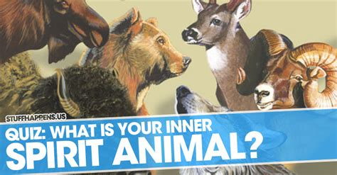 printable spirit animal quiz quiz what is your native american name stuff happens