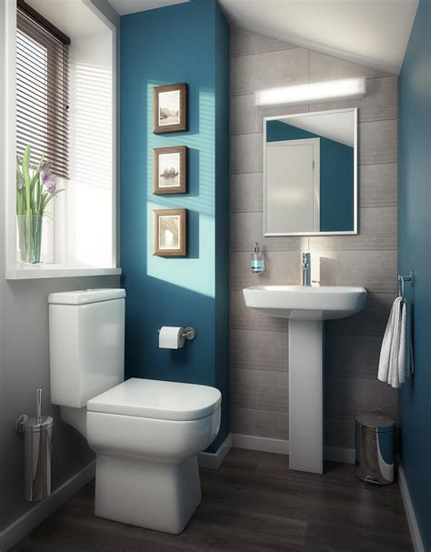 Downstairs Bathroom Ideas by Colours Cloakroom Downstairsloo Blue Aqua Styling