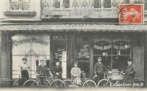 Le Comptoir Du Cycle by Cpa 42 Quot Etienne Commerce De Cycles Et Motos