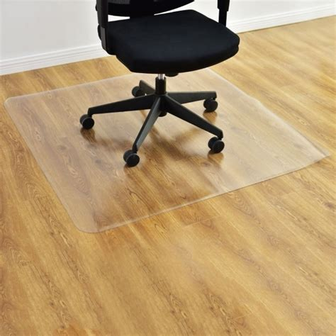 wooden computer office chair mat for wood floors