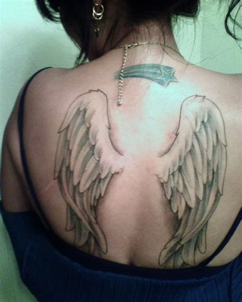 tattoo pictures angel wings afrenchieforyourthoughts full pics of angel wings tattoos