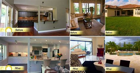 before and after home renovations with cost home renovations before and after success on hgtv s