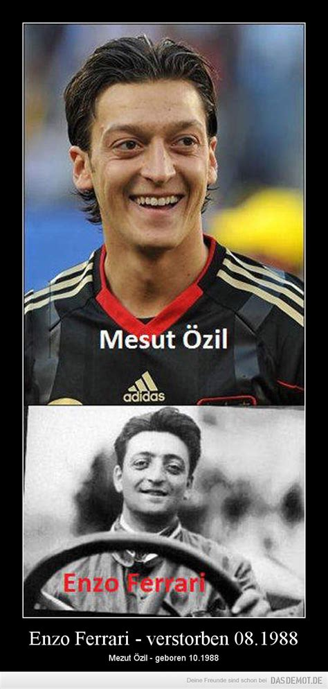 Ferrari Y Ozil by 403 Forbidden