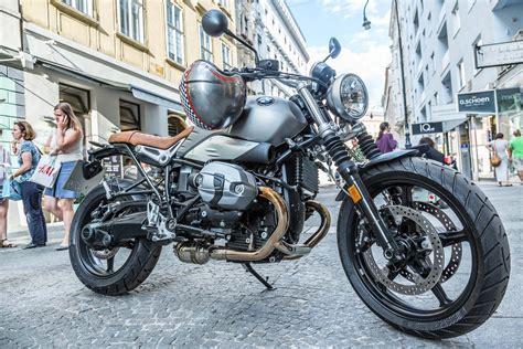 Motorrad Bmw Scrambler by Bmw R Ninet Scrambler 2016 Motorrad Fotos Motorrad Bilder