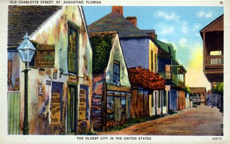 st augustine oldest continuously occupied city  america