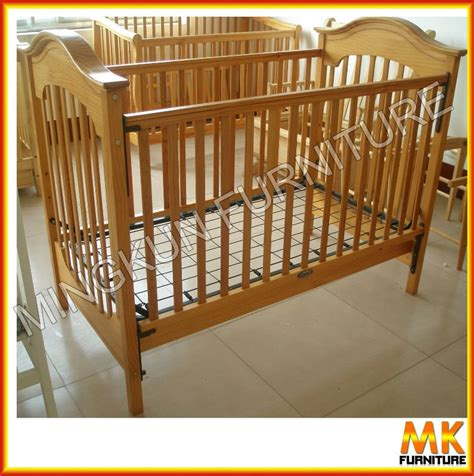 Cribs On Wheels by New Zealand Pine Wood Baby Crib With Wheels Buy Solid