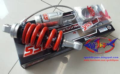 Shock Yss Supra Syark Performance Motor Parts Accessories Shop
