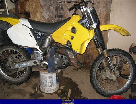 1997 Suzuki Rm 125 Specs Dirtbike Rider Picture Website