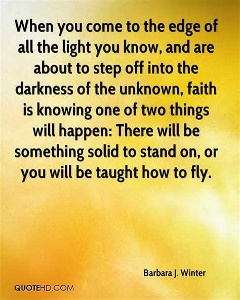 stepping the edge faith and fiasco in a philippine mission books barbara j winter faith quotes quotehd