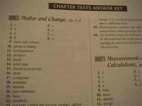 modern biology chapter 5 section 1 review answers holt modern chemistry chapter tests with answers 2002