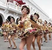 Imponente Carnaval Boliviano