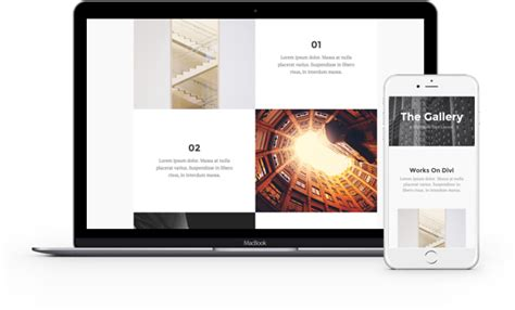 elegant themes gallery page free divi photo gallery layout pack 5 stunning gallery