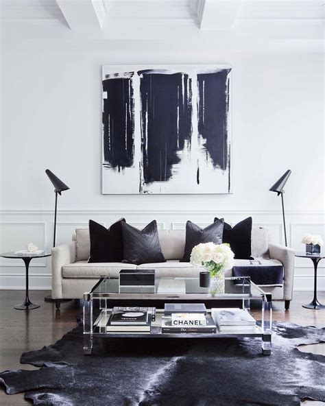 white living room decor ideas for those who swoon worthy interiors with a modern