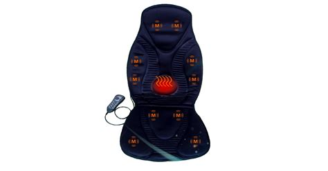 car seat warmer and massager heated seat cushion drunkmall