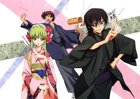 C Anime Characters by Characters Anime Code Geass Wallpapers And Images