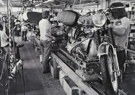 Bmw Motorcycle Assembly Berlin Plant by 90 Years Of Bmw Motorrad An Evolution Of The Motorcycle