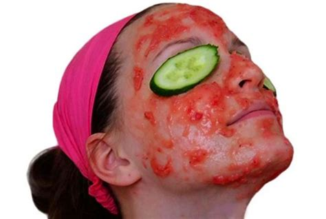 Strawberry White Mask 9 fruit mask for beautiful and hydrating skin diy home remedies kitchen remedies and herbs
