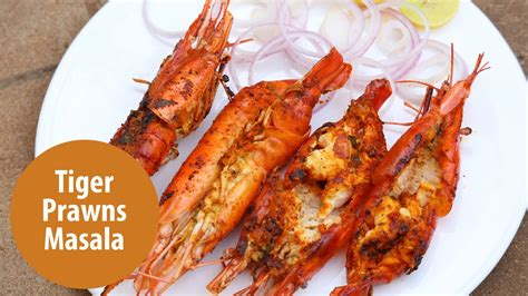 Tiger Shrimp tiger prawn recipe