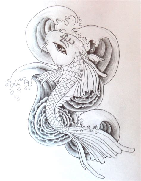 simple koi fish tattoo designs koi tattoos designs ideas and meaning tattoos for you