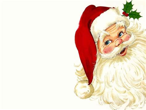 beautiful merry christmas santa clause hd pictures  wallpapers funnyexpo