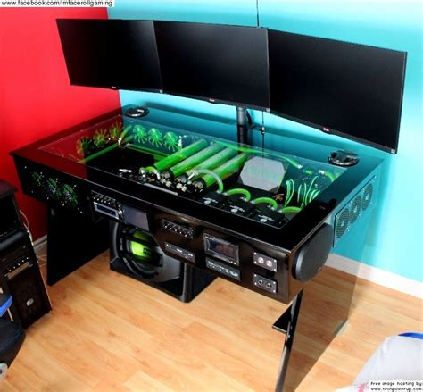 Water Cooled Computer Desk Watercooled Pc Desk Mod With Built In Car Audio System Page 3 Techpowerup Forums