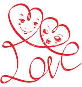 Make Wedding Invitation Card - word love vector by lian2011 image 850786 vectorstock