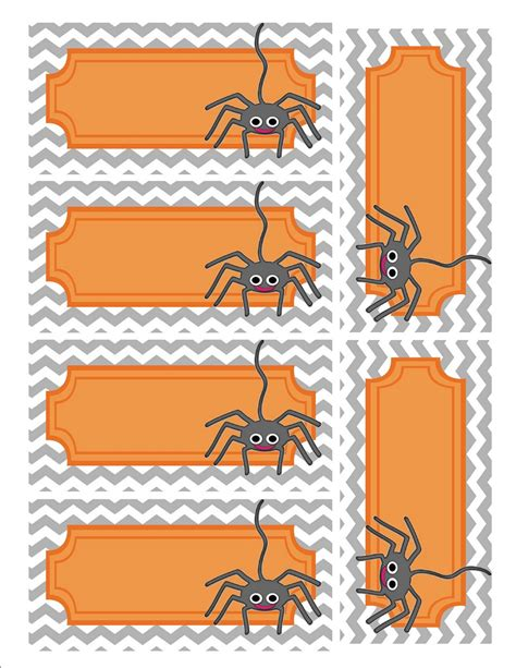 printable halloween tags free printable halloween gift tags festival collections