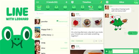 theme line android alice line releases android theme shop also has an amazing