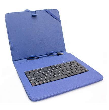 comprar funda tablet funda tablet teclado 8 quot azul gt tablets gt accesorios