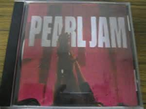 Cd Pearl Jam Ten Import pearl jam ten cd album ebay