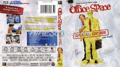 Office Space Dvd Dvd Cover Custom Dvd Covers Bluray Label