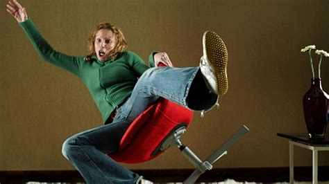 Falling Out Of Chair by The Ways Australians Die