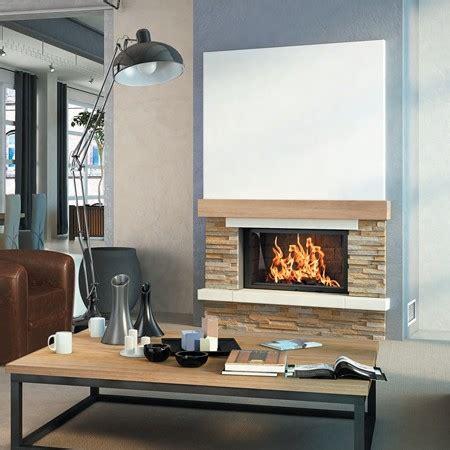 les radiantes camini cheminee moderne en