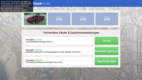 Gta 5 Online Auto Verkaufen by Gta 5 Online Die 5 Coolsten Autos Aus Dem Neuen Import